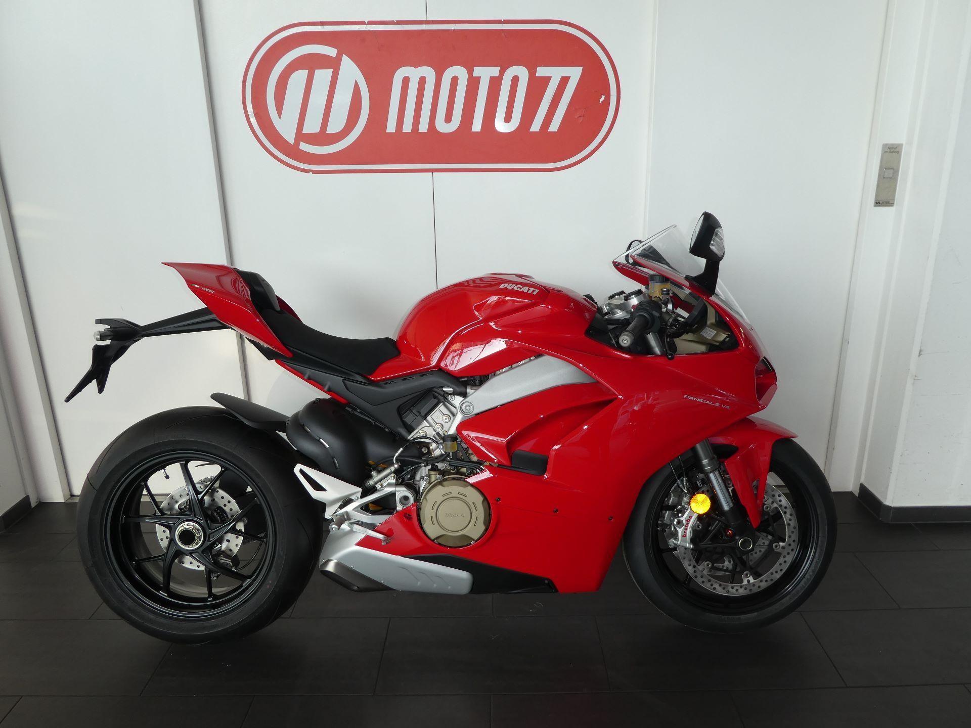 Motorrad Mieten & Roller Mieten DUCATI 1103 Panigale V4 S