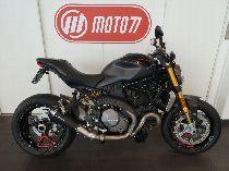 Töff kaufen DUCATI 1200 Monster S ABS Black on Black Naked