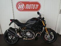 Motorrad Mieten & Roller Mieten DUCATI 1200 Monster S ABS (Naked)