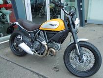 Motorrad Mieten & Roller Mieten DUCATI 800 Scrambler ABS 35kW (Retro)