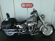 Motorrad kaufen Occasion HARLEY-DAVIDSON FLSTF 1584 Softail Fat Boy Anniv. (custom)