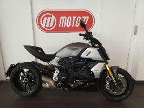Motorrad Mieten & Roller Mieten DUCATI 1260 Diavel (Naked)
