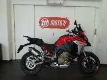 Motorrad kaufen Occasion DUCATI 1160 Multistrada V4 S (enduro)