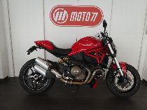 Motorrad kaufen Occasion DUCATI 1200 Monster ABS (naked)