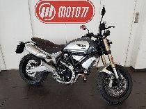 Motorrad kaufen Neufahrzeug DUCATI 1100 Scrambler ABS (retro)