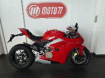 Motorrad Mieten & Roller Mieten DUCATI 1103 Panigale V4 (Sport)