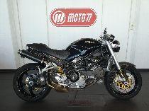 Motorrad kaufen Occasion DUCATI 996 Monster S4-R (naked)