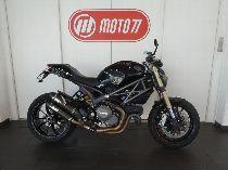 Motorrad kaufen Occasion DUCATI 1100 Monster evo (naked)
