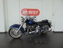 Motorrad kaufen Occasion HARLEY-DAVIDSON FLST 1340 Softail Heritage (custom)
