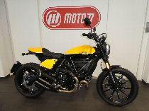 Motorrad Mieten & Roller Mieten DUCATI 803 Scrambler ABS (Retro)