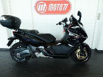 Motorrad kaufen Occasion GILERA GP 800 (roller)