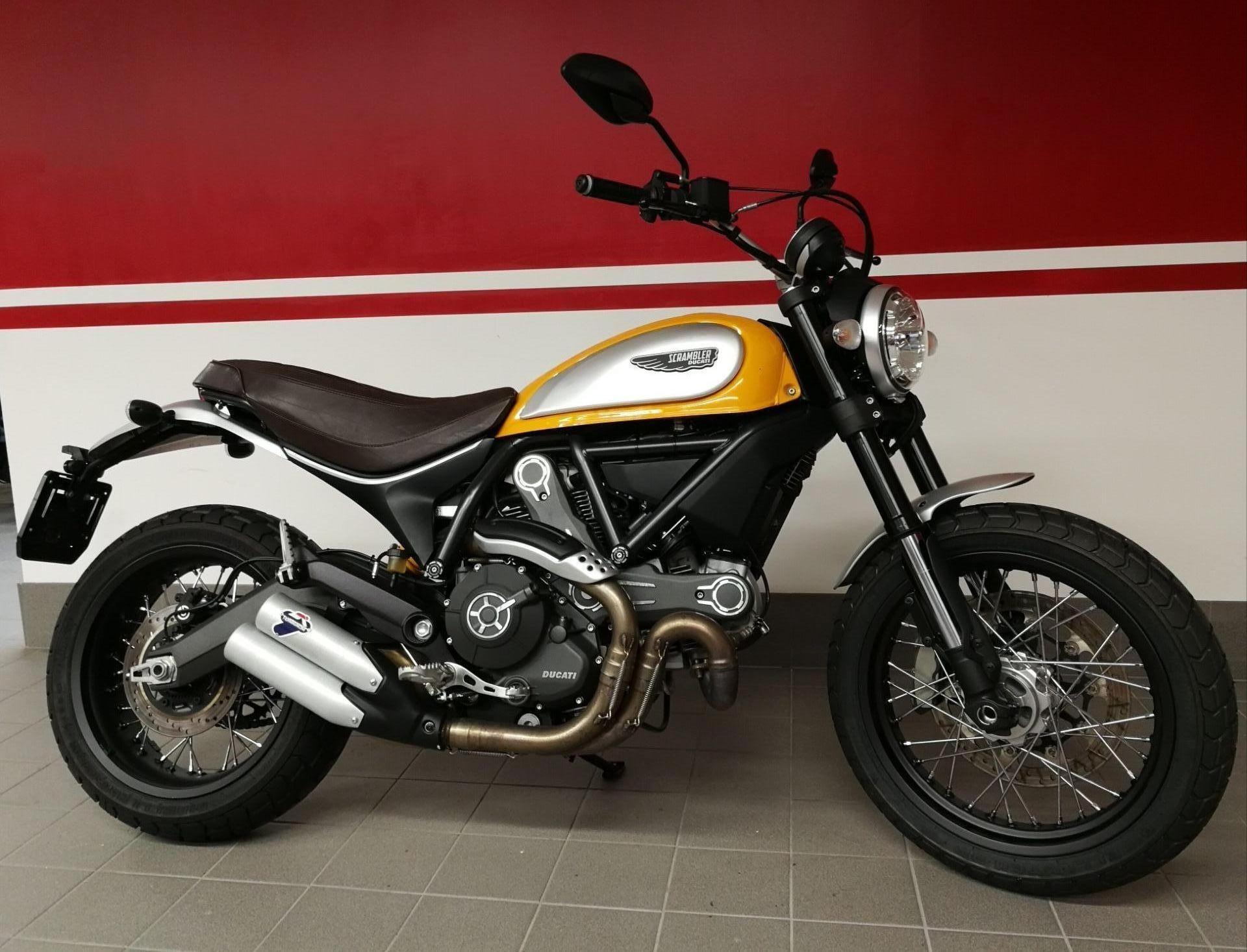 moto occasions acheter ducati 803 scrambler classic desmobike sa crissier. Black Bedroom Furniture Sets. Home Design Ideas