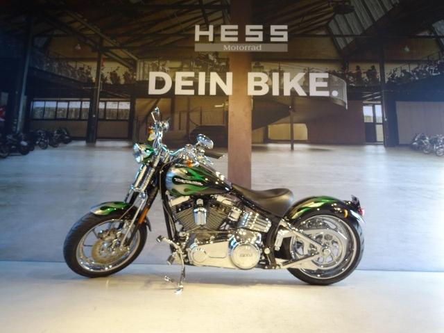 Motorrad kaufen HARLEY-DAVIDSON FXSTSSE3 1802 Screamin Eagle Softail Spr. Occasion