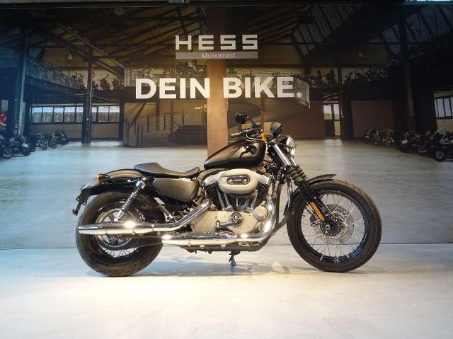 Motorrad kaufen HARLEY-DAVIDSON XL 1200 N Sportster Nightster Occasion
