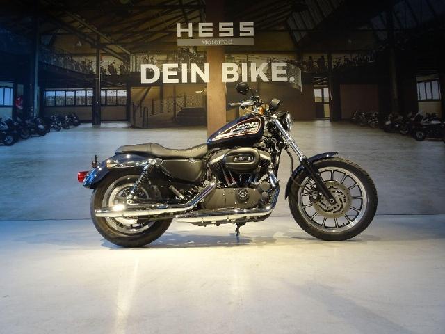 Motorrad kaufen HARLEY-DAVIDSON XL 883 RXL Sportster Roadster Occasion