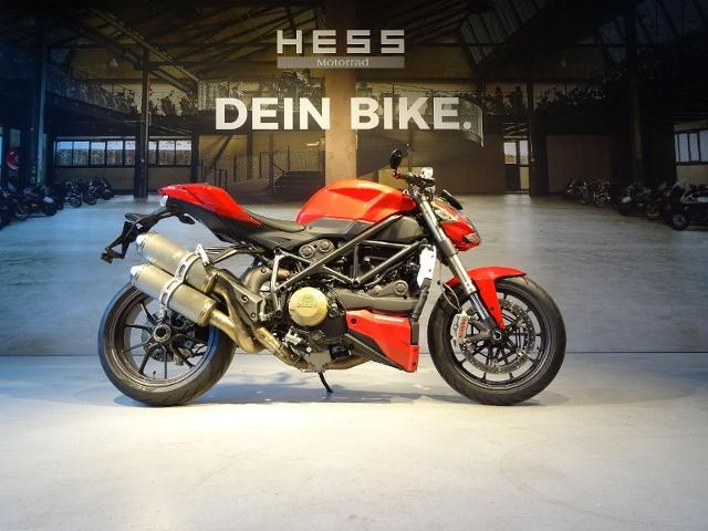 Motorrad kaufen DUCATI 1098 Streetfighter S Occasion