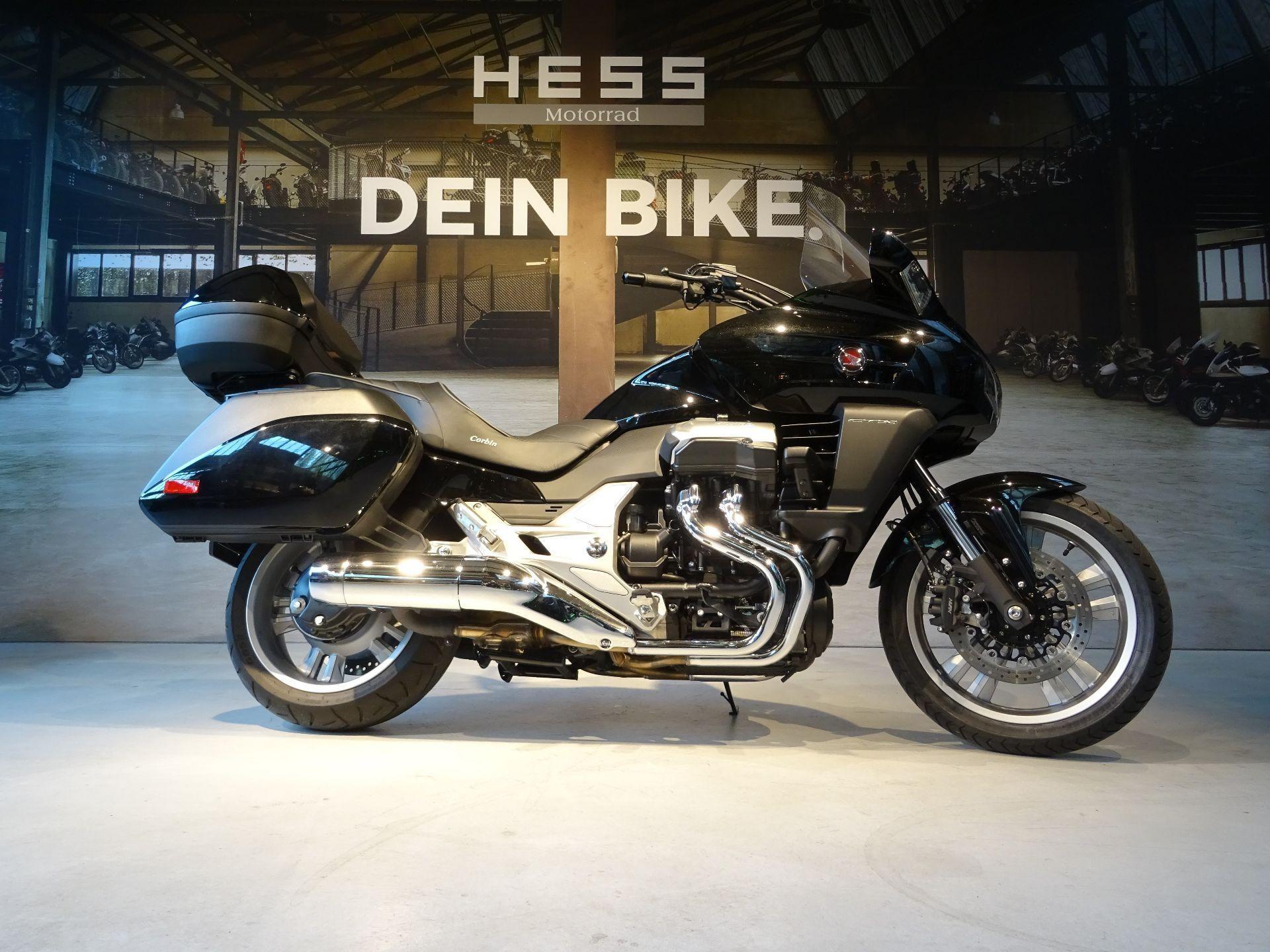 Moto Occasions acheter HONDA CTX 1300 A ABS HESS Motorrad ... Honda Occasions