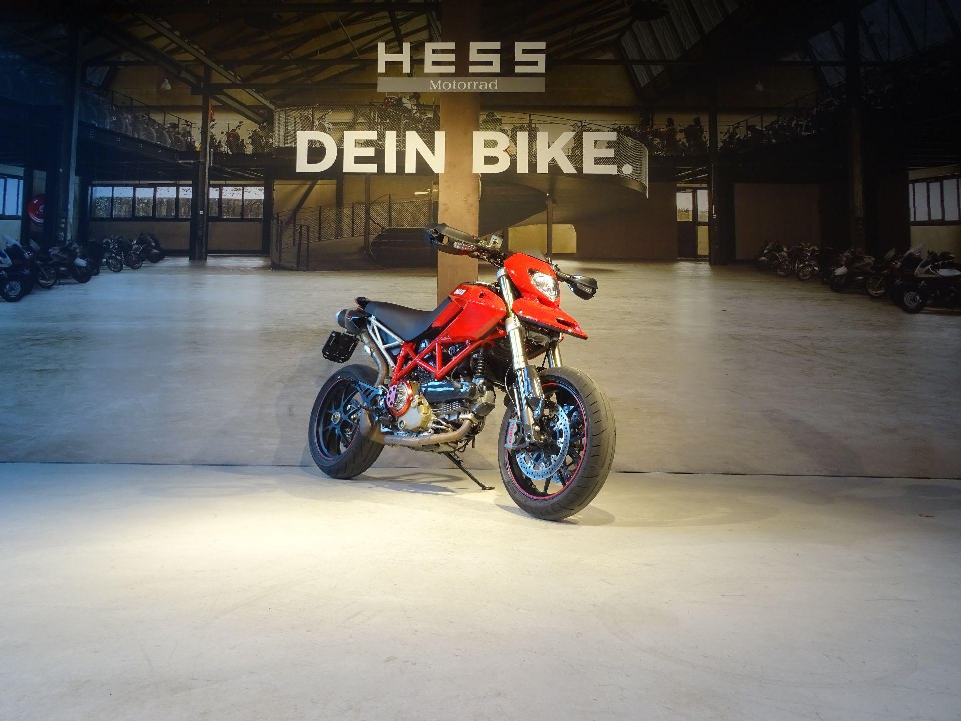 motorrad occasion kaufen ducati 1100 hypermotard hess motorrad stettlen. Black Bedroom Furniture Sets. Home Design Ideas