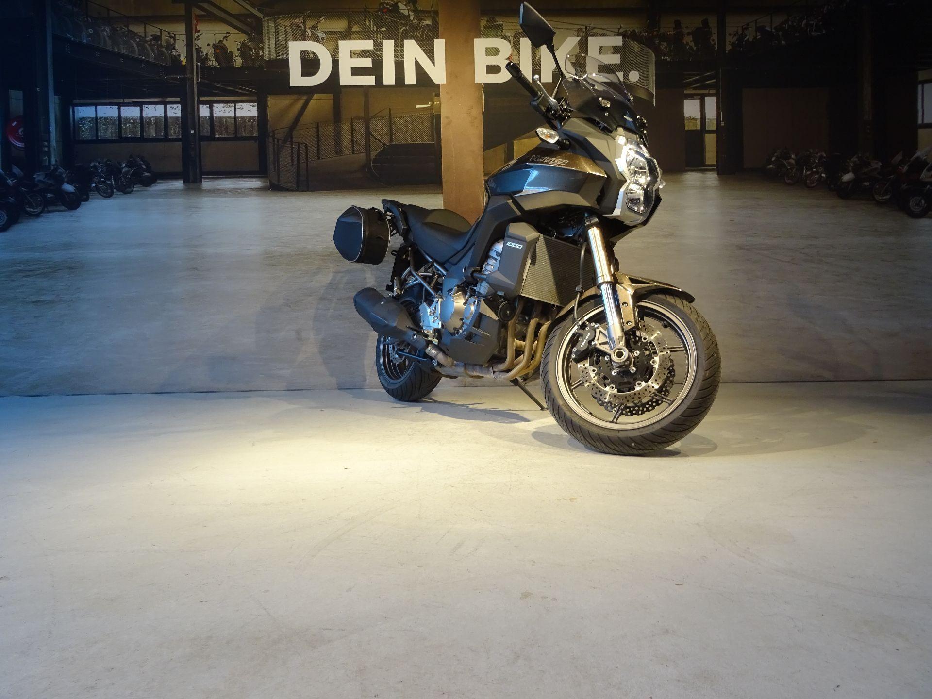 moto occasions acheter kawasaki versys 1000 abs hess motorrad stettlen. Black Bedroom Furniture Sets. Home Design Ideas