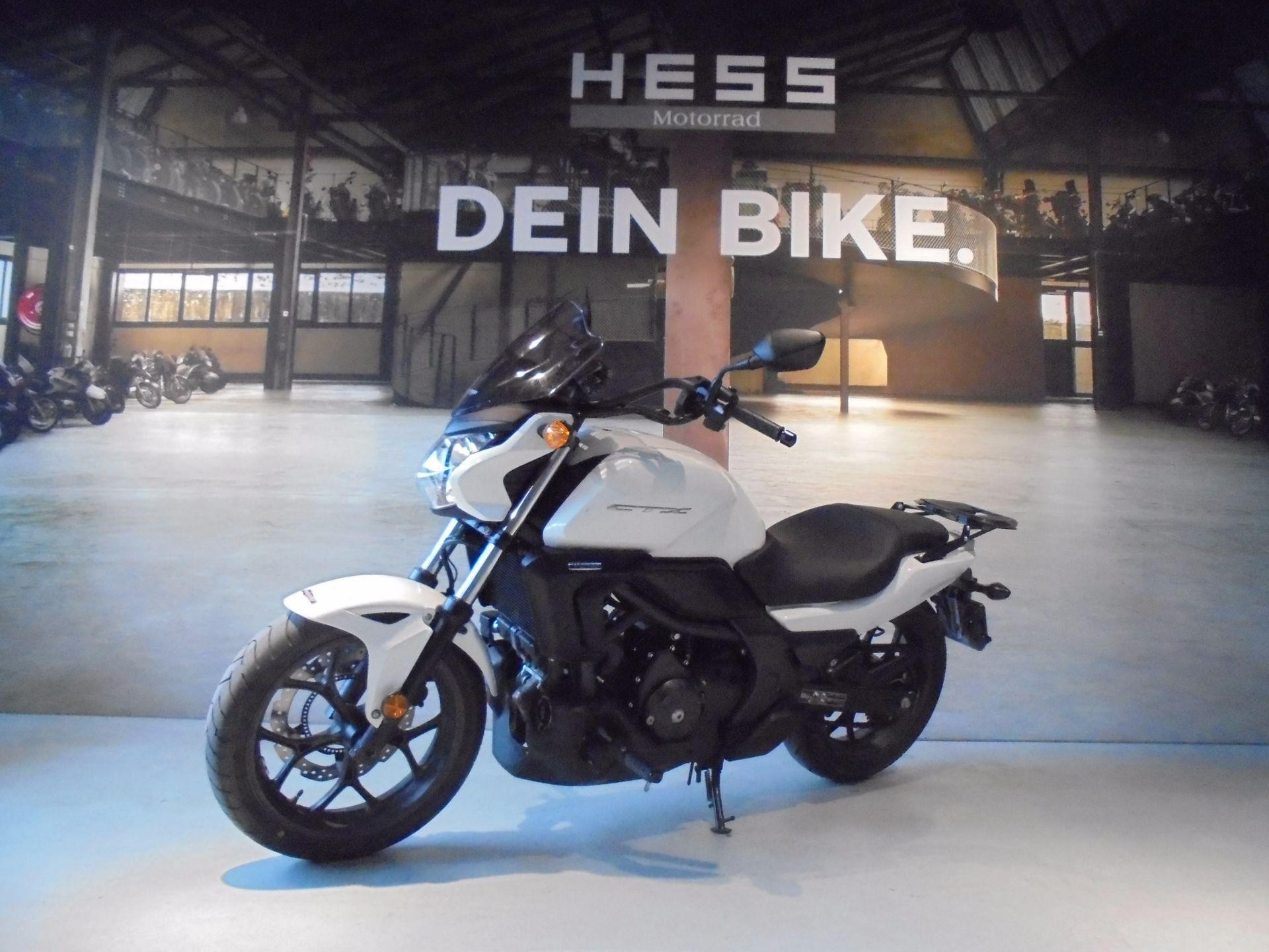 Honda Ctx 700 Nd Abs Hess Motorrad Stettlen
