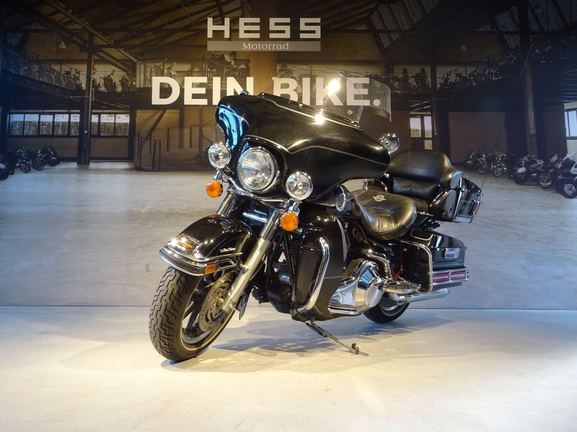 motorrad occasion kaufen harley davidson flhtcui 1450 electra glide ultra classic hess motorrad. Black Bedroom Furniture Sets. Home Design Ideas