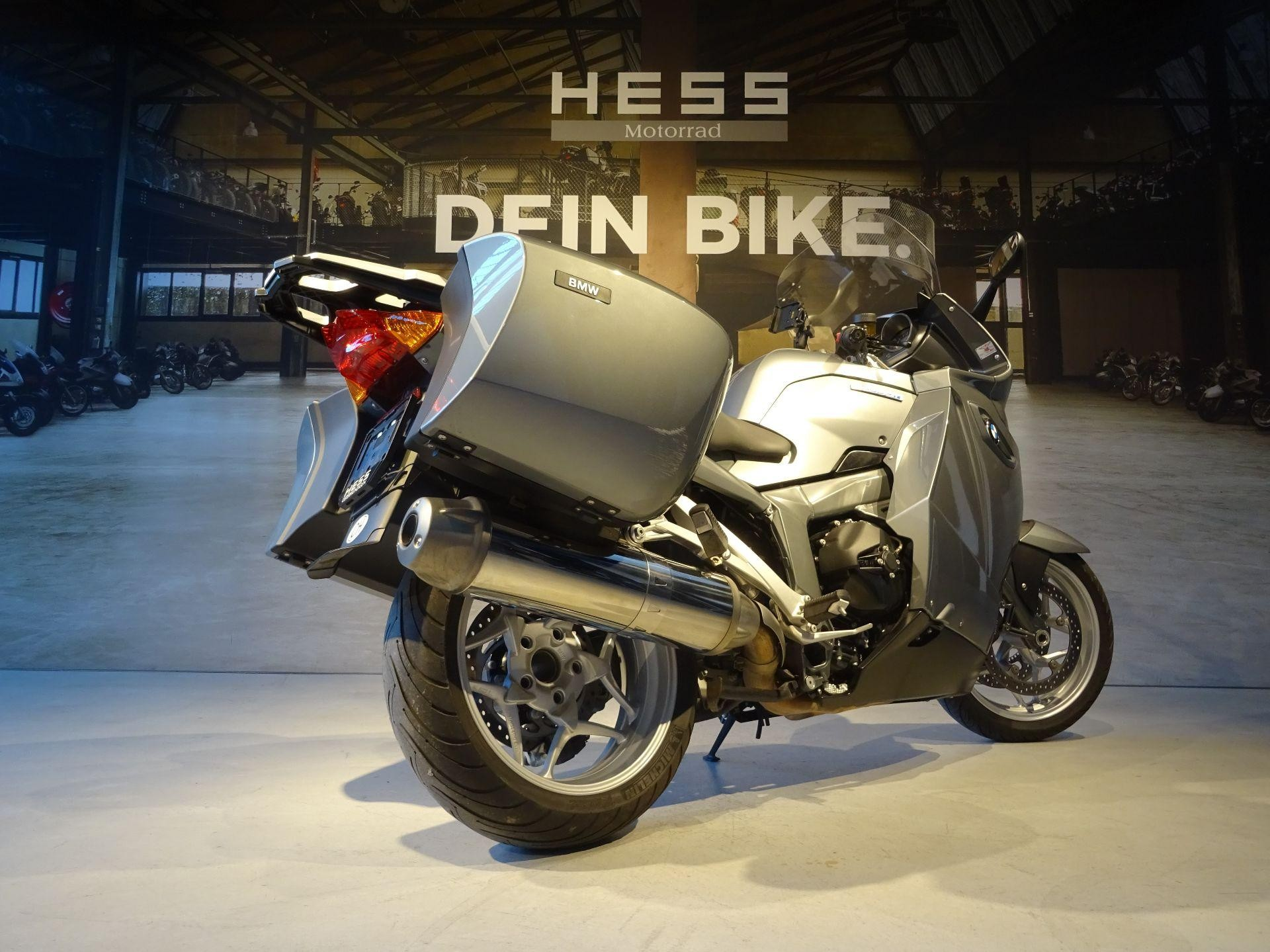 moto occasions acheter bmw k 1300 gt abs hess motorrad. Black Bedroom Furniture Sets. Home Design Ideas