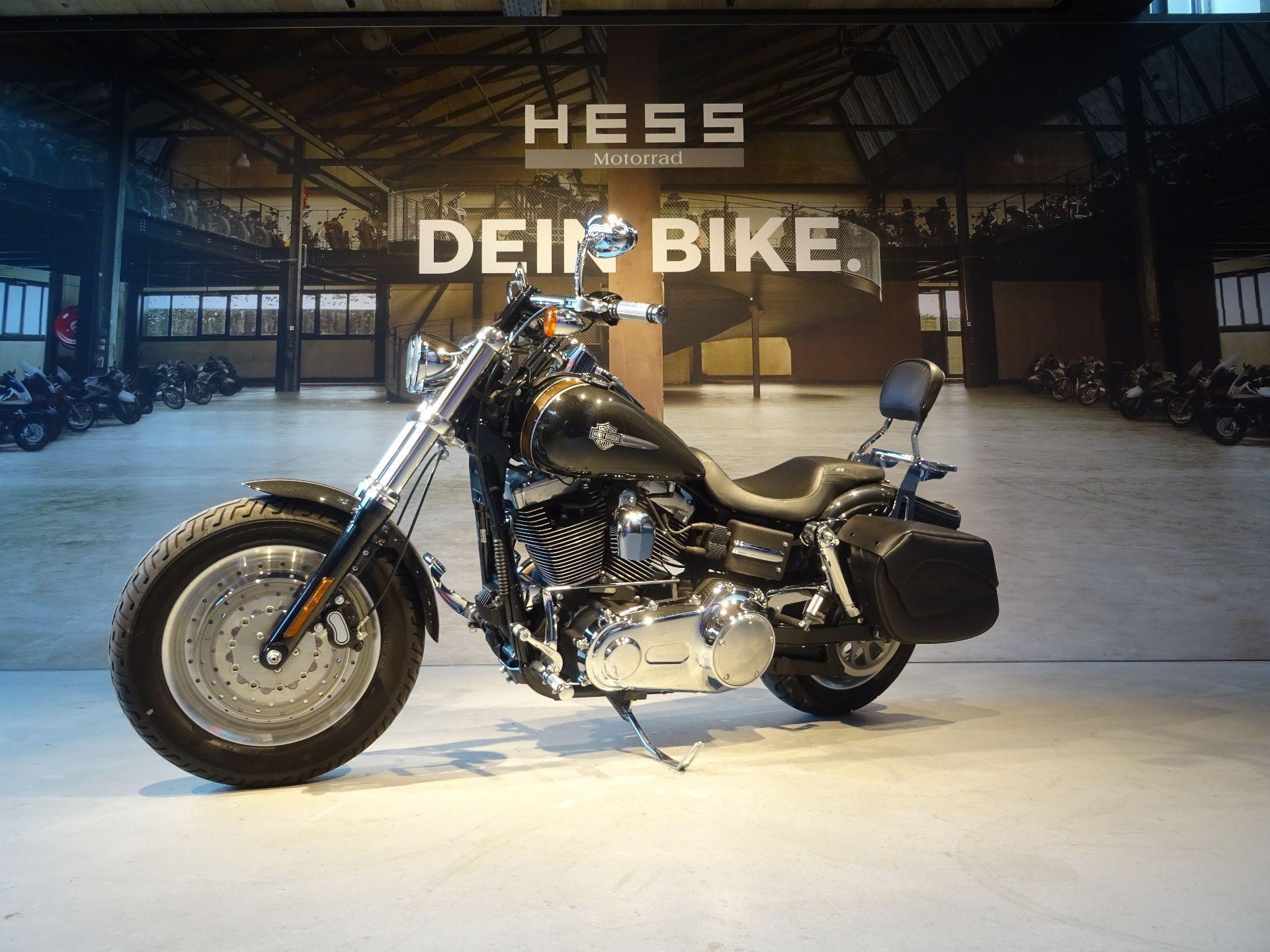 moto occasions acheter harley davidson fxdf 1584 dyna fat bob hess motorrad stettlen. Black Bedroom Furniture Sets. Home Design Ideas