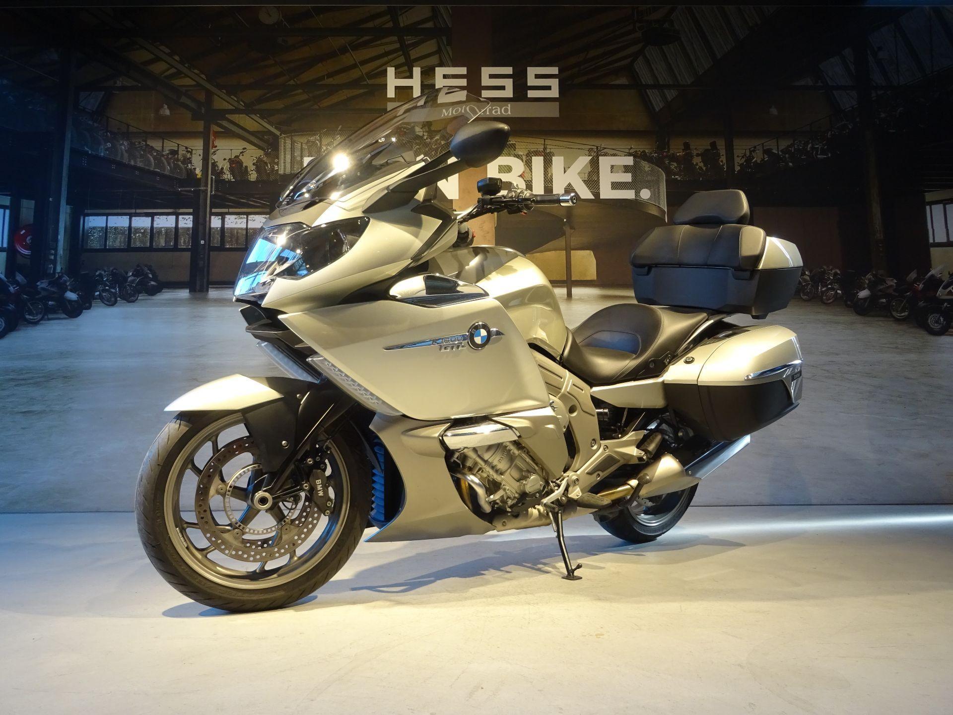 motorrad occasion kaufen bmw k 1600 gtl abs hess motorrad stettlen. Black Bedroom Furniture Sets. Home Design Ideas
