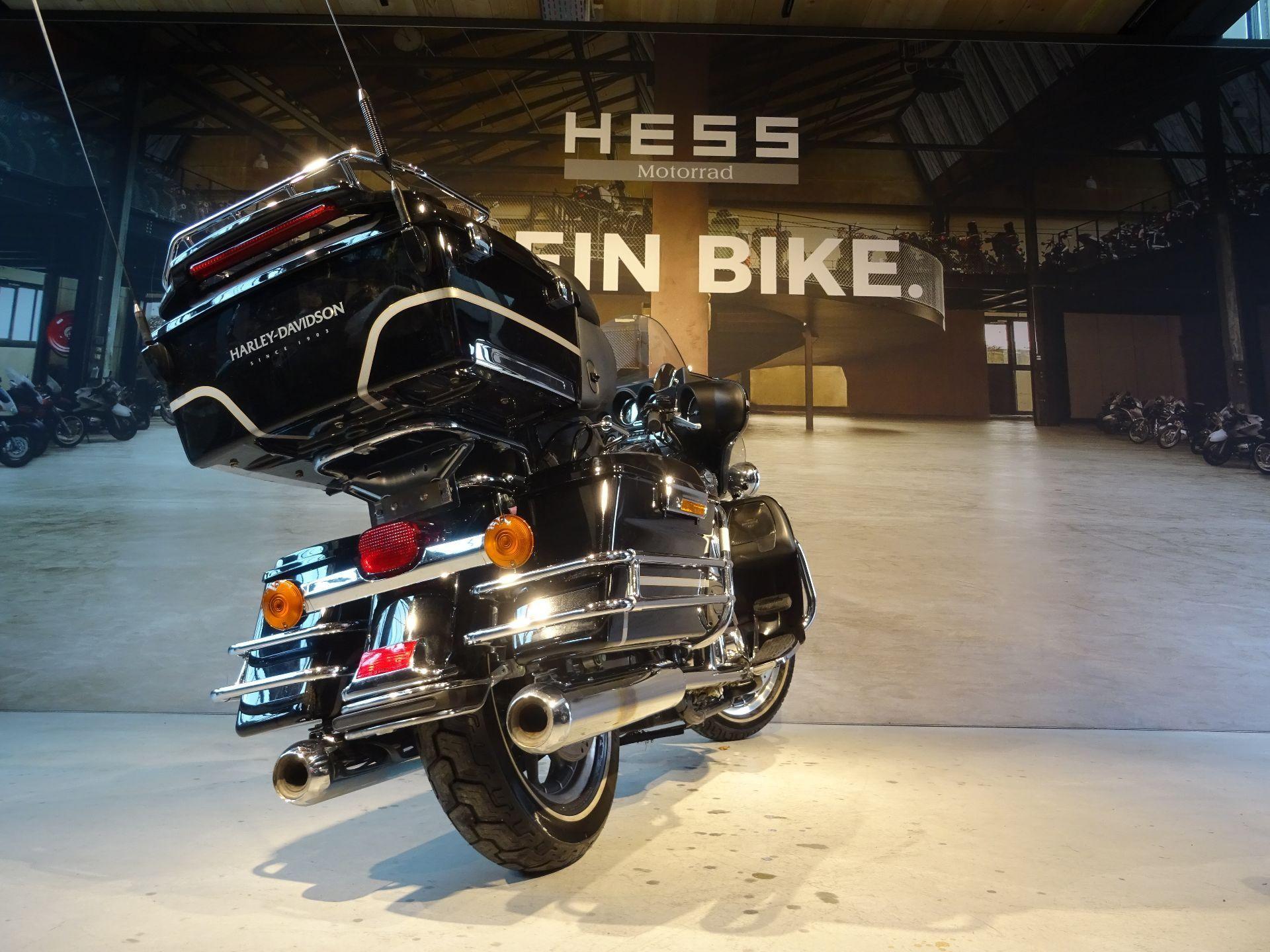 moto occasions acheter harley davidson flhtcui 1450 electra glide ultra classic hess motorrad. Black Bedroom Furniture Sets. Home Design Ideas