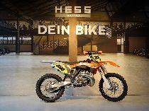 Acheter une moto Occasions KTM 250 SX Cross (motocross)