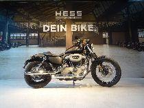 Motorrad kaufen Occasion HARLEY-DAVIDSON XL 1200 N Sportster Nightster (custom)