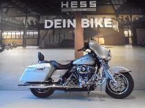 Motorrad kaufen Occasion HARLEY-DAVIDSON FLHXI 1450 Street Glide (touring)