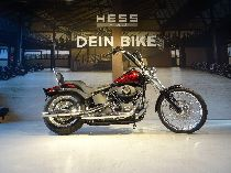 Motorrad kaufen Occasion HARLEY-DAVIDSON FXSTB 1584 Softail Night Train (custom)