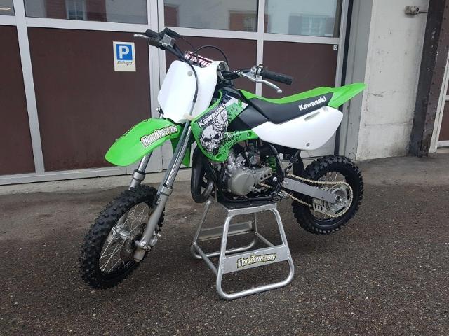 Acheter une moto KAWASAKI KX 65 Occasions
