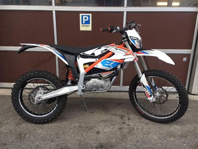 Motorrad kaufen KTM Freeride E-XC Enduro Occasion