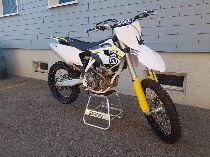 Acheter une moto Occasions HUSQVARNA 250 FC (motocross)