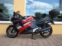 Motorrad kaufen Occasion HONDA CBR 1000 F
