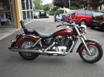 Motorrad kaufen Occasion HONDA VT 1100 C3 Shadow