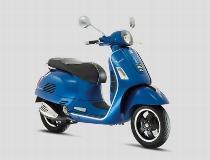 Motorrad kaufen Neufahrzeug PIAGGIO Vespa GTS 125 Super