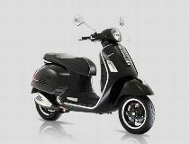 Motorrad kaufen Neufahrzeug PIAGGIO Vespa GTS 300 Super
