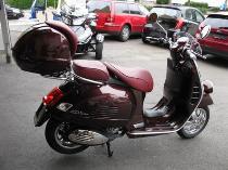 Motorrad kaufen Occasion PIAGGIO Vespa GTV 300 Super