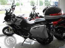 Motorrad kaufen Occasion APRILIA Caponord 1200 ABS