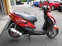 Motorrad kaufen Occasion KEEWAY F-ACT 125