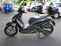 Motorrad kaufen Occasion PIAGGIO Beverly 350 i.e. ABS