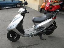 Motorrad kaufen Occasion YAMAHA XC 125 E Vity