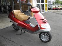 Motorrad kaufen Occasion PIAGGIO Hexagon 125 LX4