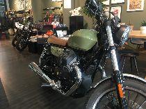 Motorrad kaufen Occasion MOTO GUZZI V9 Roamer ABS (retro)