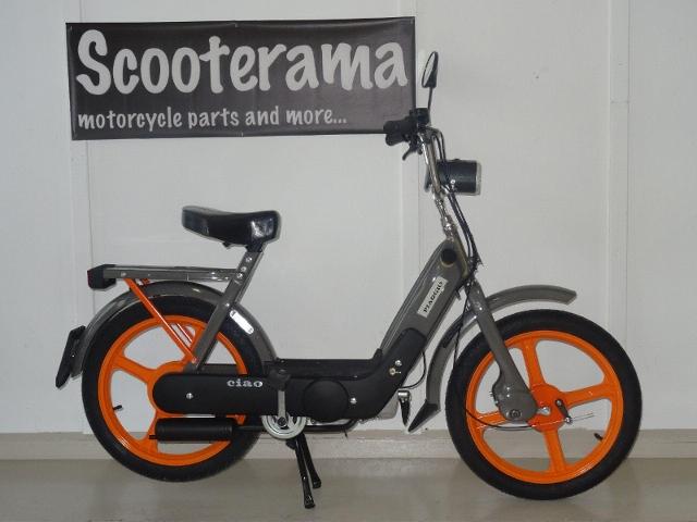 motorrad occasion kaufen piaggio ciao scooterama gmbh. Black Bedroom Furniture Sets. Home Design Ideas