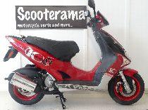 Motorrad kaufen Occasion KYMCO Super 9 50 LC (45km/h) (roller)