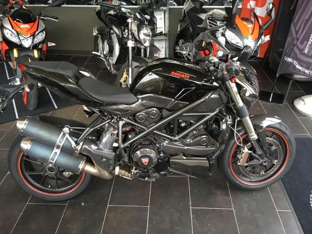 Motorrad kaufen DUCATI 1098 Streetfighter S Non